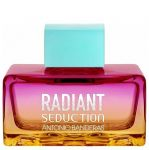 Antonio Banderas Radiant Seduction Blue For Women edt 100ml