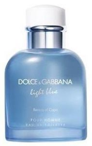 Dolce & Gabbana Light Blue Beauty Of Capri Pour Homme edt 125ml