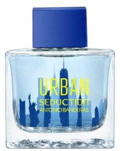 Antonio Banderas Urban Seduction Blue Man edt 100ml