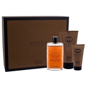 Zestaw - Gucci Guilty Absolute Pour Homme