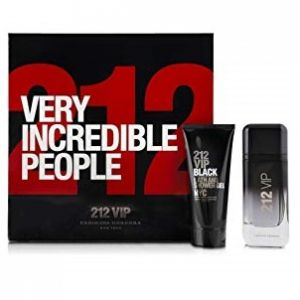 Zestaw - Carolina Herrera 212 Vip Men Black