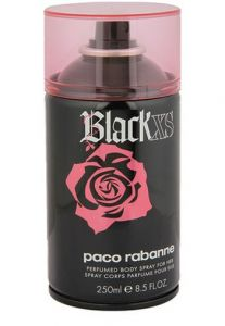 Paco Rabanne Black XS For Her dezodorant spray 250ml